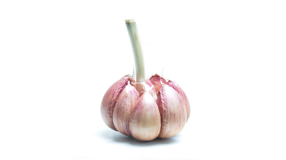 Garlic for Pimples