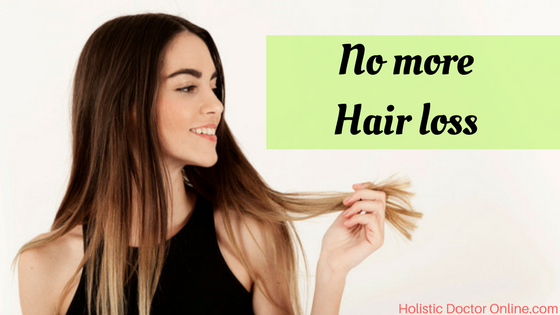 No more Hair loss
