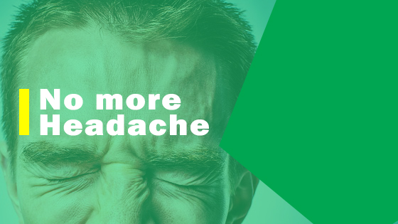 ways to get rid of headache